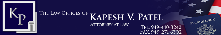 Immigration Lawyer, The Law Offices of Kapesh V. Patel